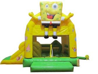BIBH-144-Spongebob-Bounce-House-For-Sale
